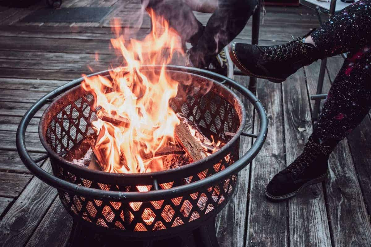 Best Fire Pits - everymanscave.com