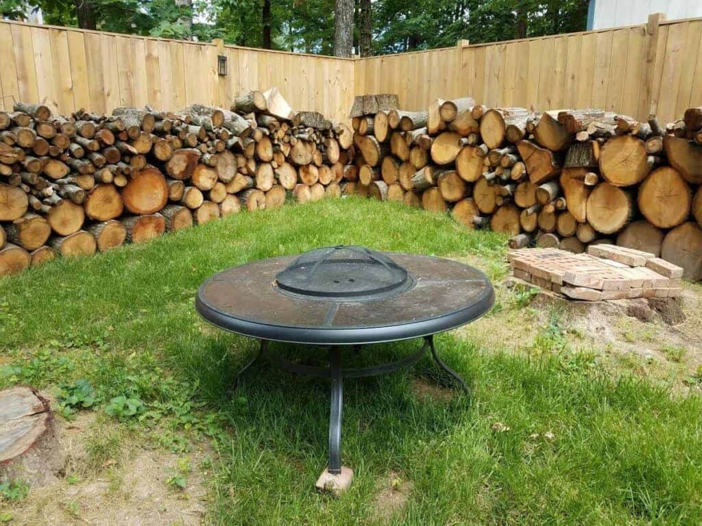 1 What To Put Under A Fire Pit On Grass Great Tips To Share