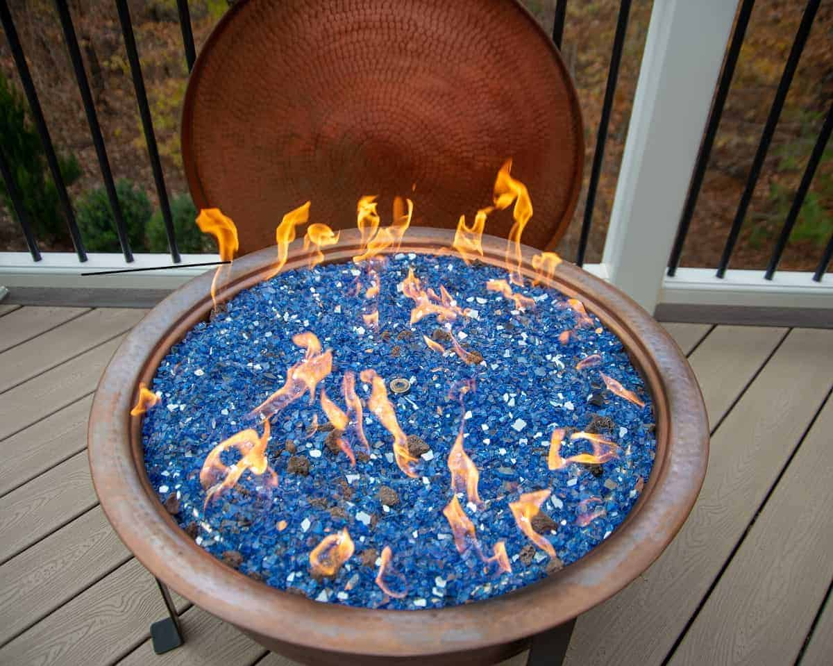 Best Copper Fire Pits - everymanscave.com