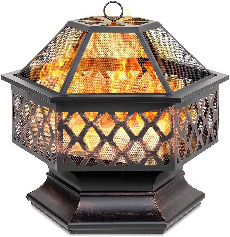 Best choice fire pit - everymanscave.com