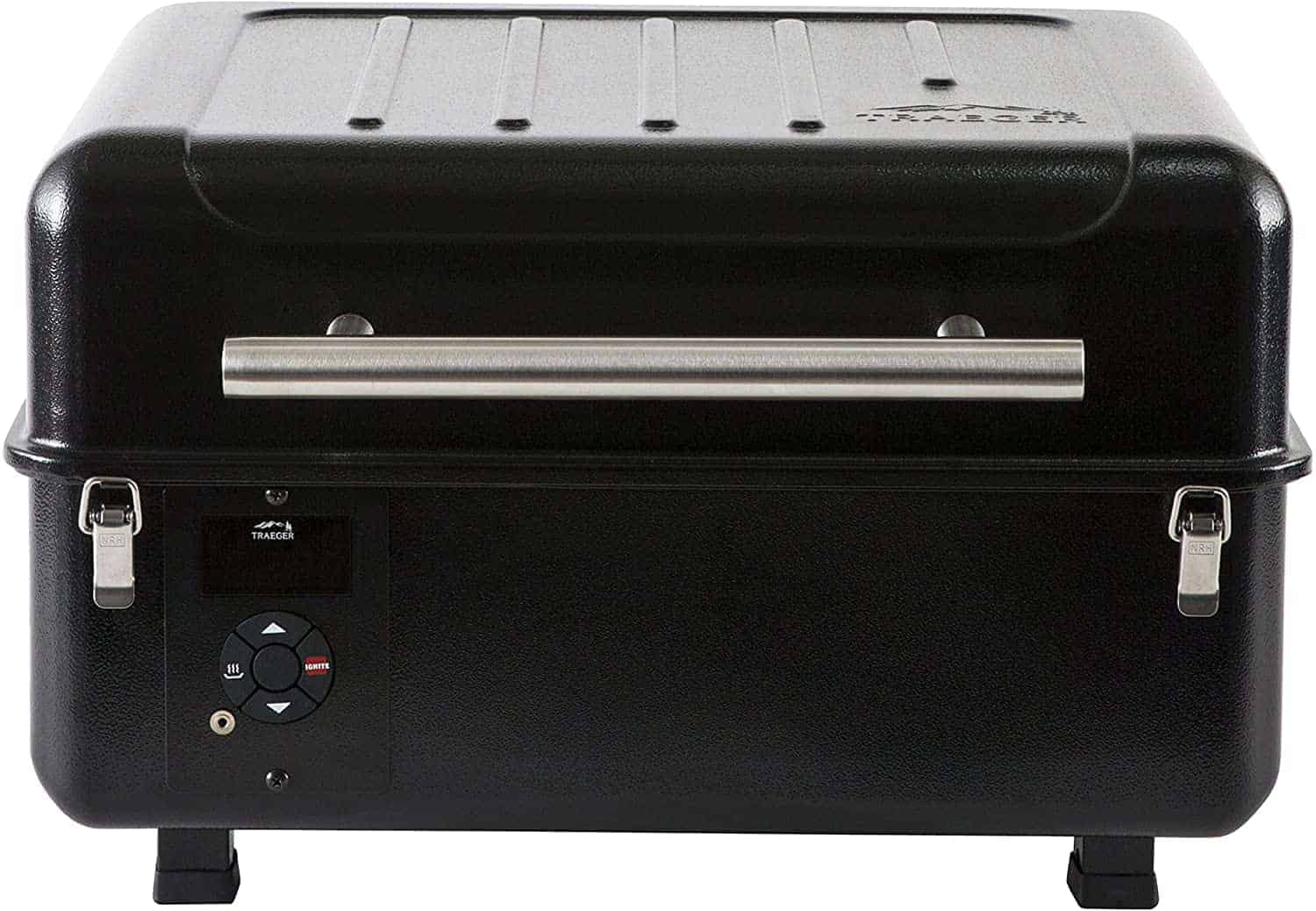 Traeger Grills Ranger Wood Pellet Grill and Smoker Combo - everymanscave.com